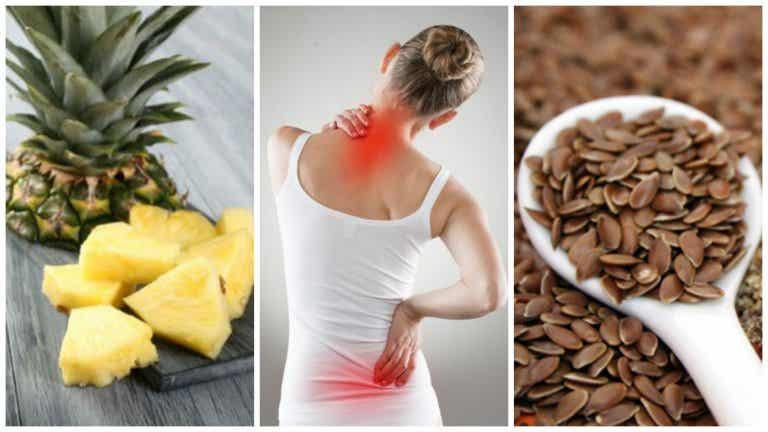 Reduce el dolor y la inflamación incluyendo estos 7 alimentos en tu dieta