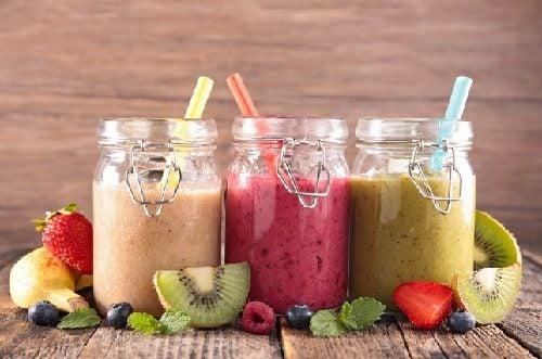 7 batidos nutritivos y deliciosos imperdibles