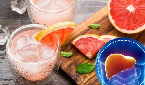 8 alimentos para regenerar el hígado y perder peso