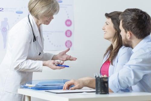 clínica de fertilidad