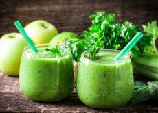 Depúrate en solamente un mes con limón, apio y manzana verde