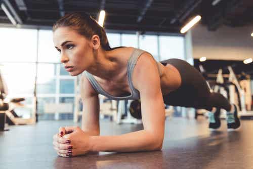 Practicar ejercicio en la medida justa