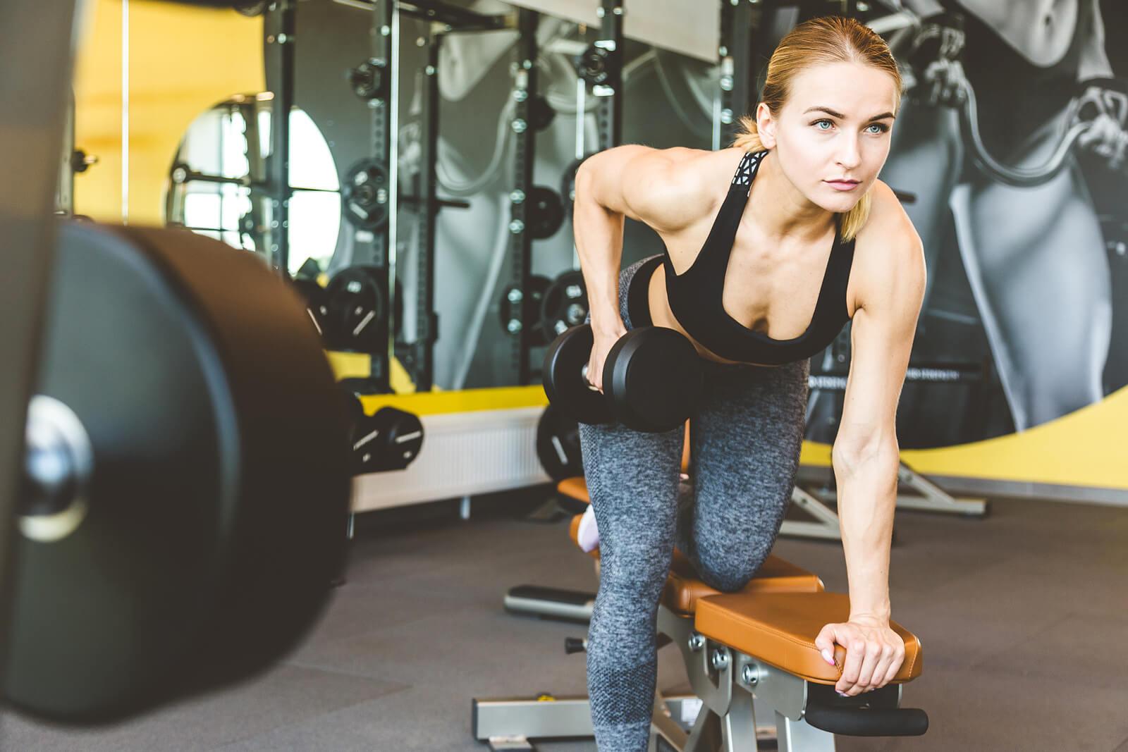 8 fabulosos ejercicios para ganar fuerza
