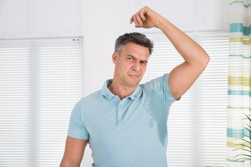 Como evitar el sudor excesivo