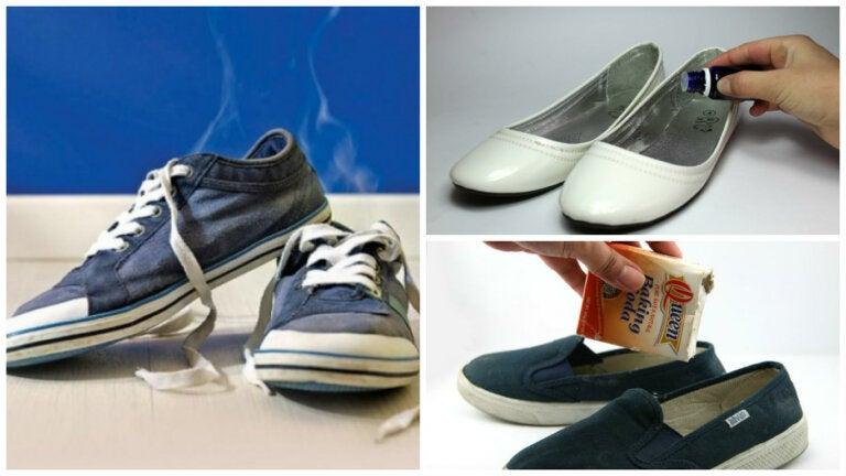 Dile adiós al mal olor de tu calzado con estos 6 trucos caseros