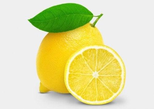 mascarilla limon
