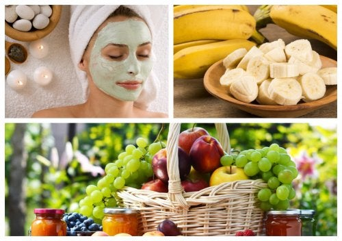 6 mascarillas frutales para tener un rostro suave