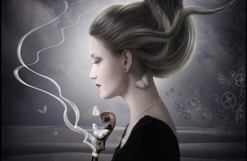 mujer-con-violín