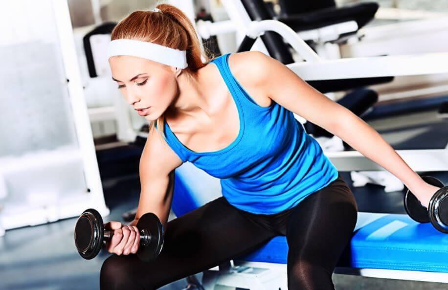 Las fajas reductoras no brindan mejores resultados que el ejercicio.