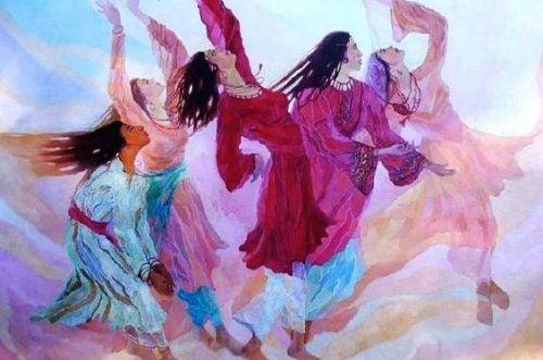 mujeres-bailando