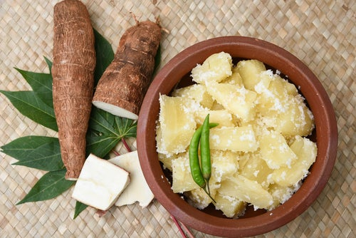 9 propiedades medicinales que no conocías de la yuca o mandioca