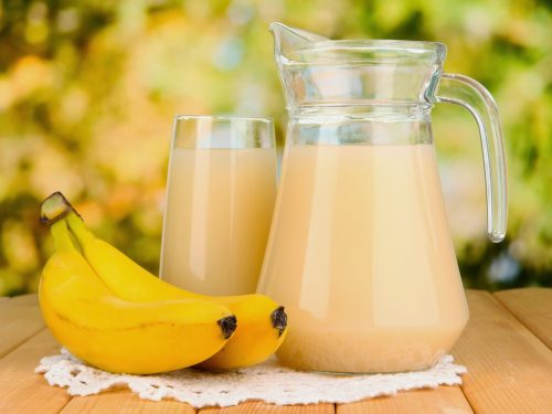 banana peel natural remedy for constipation