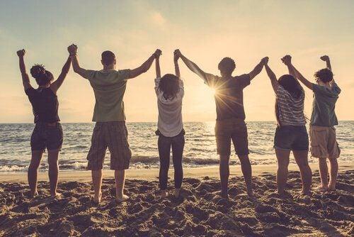 amigos para reducir la ansiedad