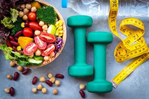 7 tips para quemar grasa y ganar músculo con la alimentación