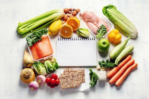 Las 5 mejores dietas para perder peso