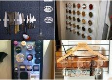 14 sencillos trucos que te ayudarán a ordenar tu casa sin gastar tanto tiempo