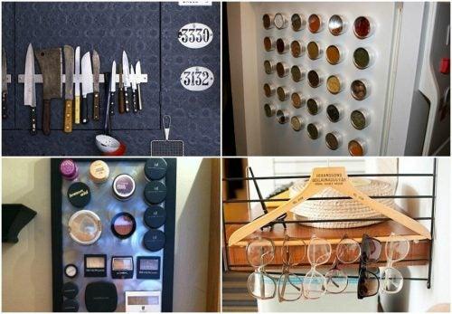 13 sencillos trucos que te ayudarán a ordenar tu casa sin