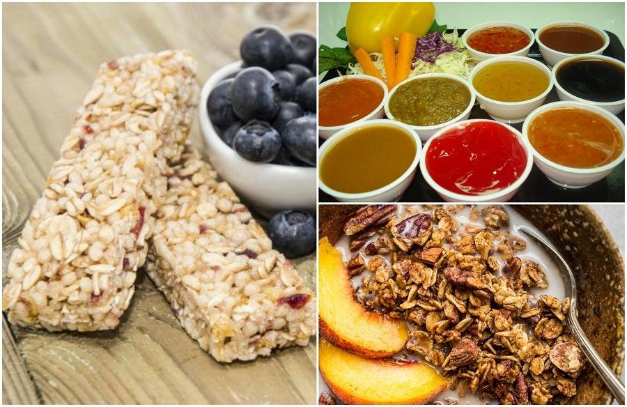 7 alimentos que parecen saludables pero pueden arruinar tu dieta