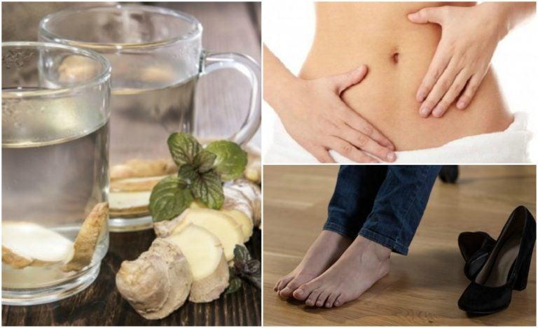 7 beneficios que obtienes por ingerir agua de jengibre con el estómago vacío