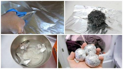8 usos domésticos del papel aluminio que quizá no conocías