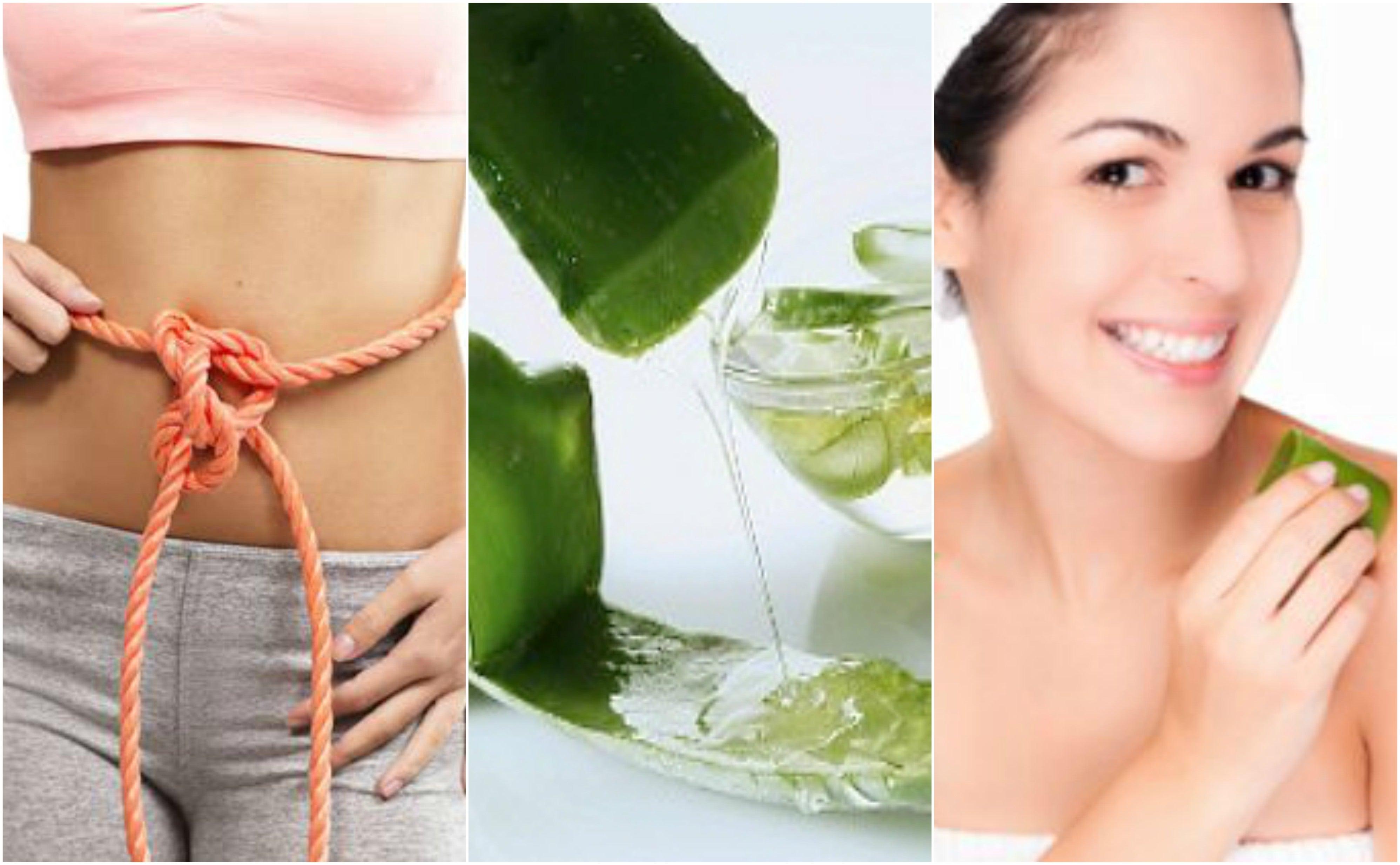 9 beneficios medicinales que obtienes gracias al gel de aloe vera