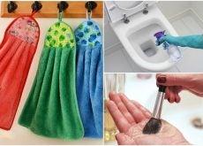 9 cosas de tu hogar que debes lavar todos los días