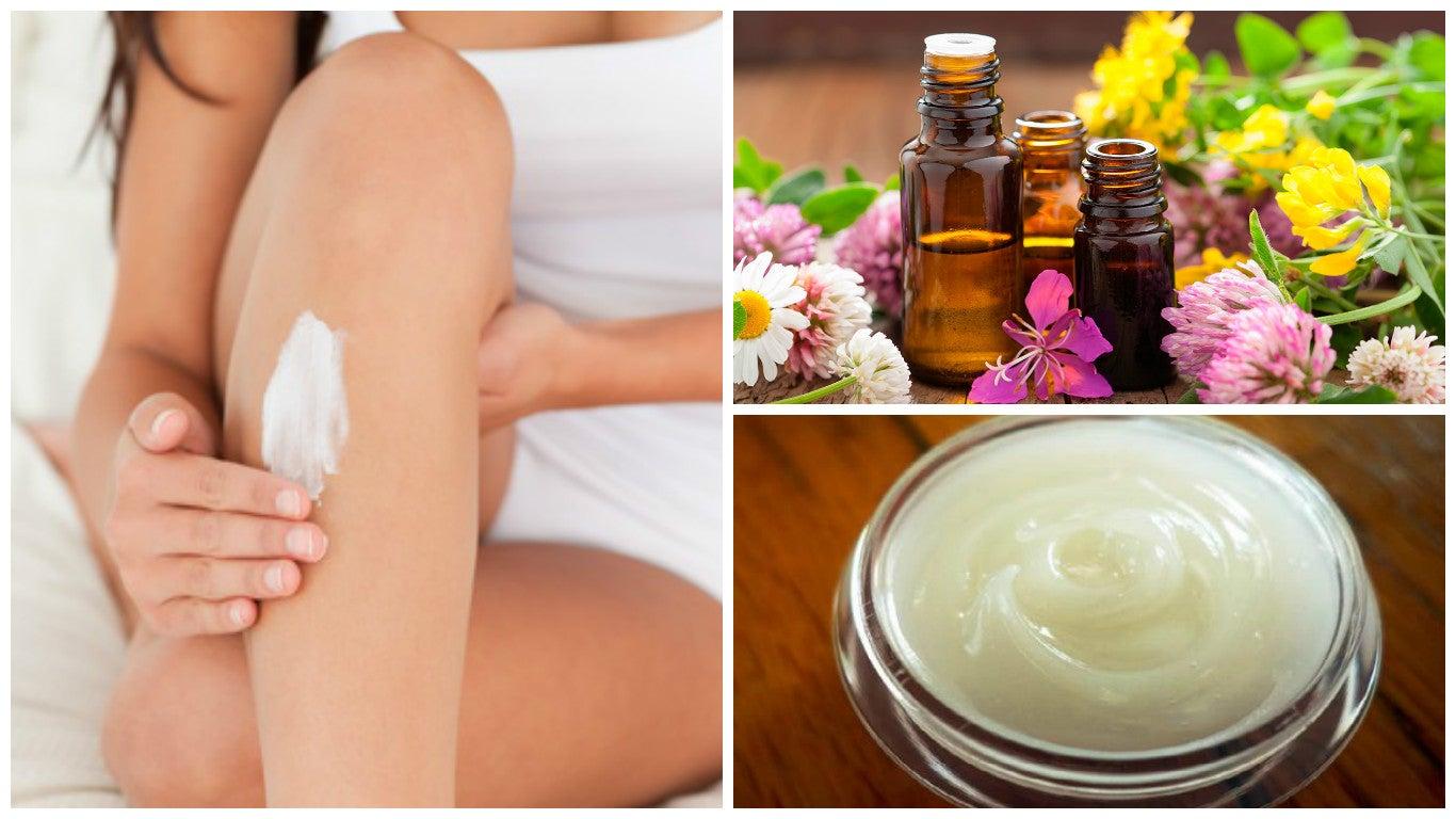 Cómo preparar un ungüento de aceites esenciales para relajar los músculos