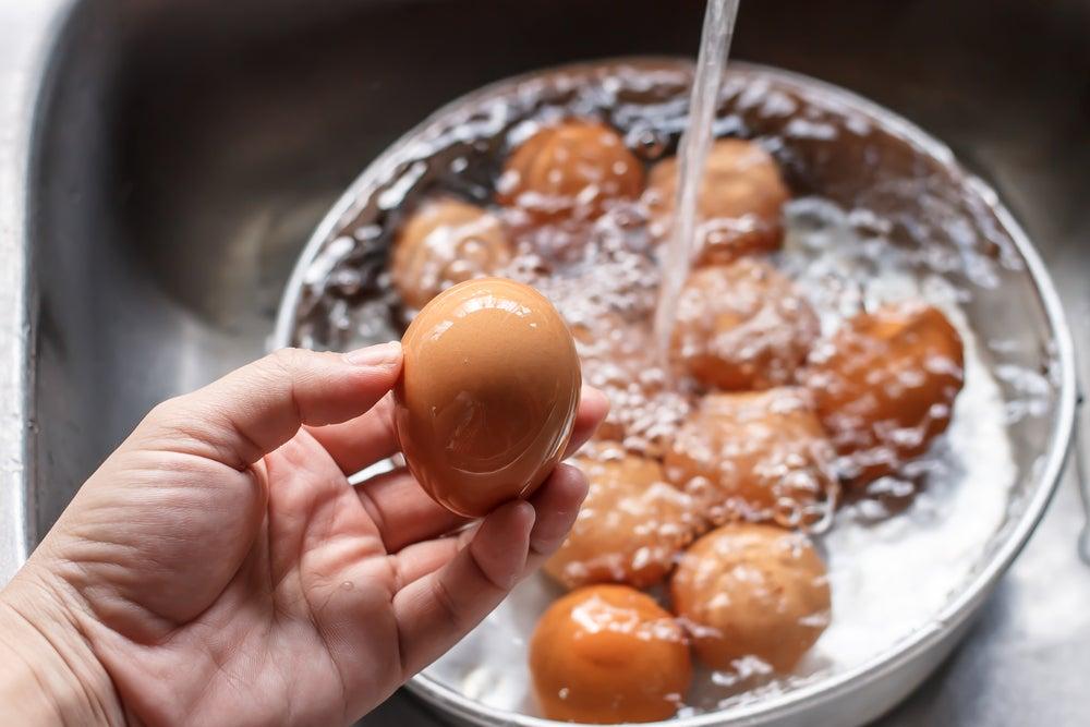 Cómo saber si los huevos están en mal estado