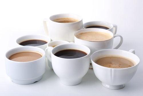 Consumo a largo plazo del té de damiana