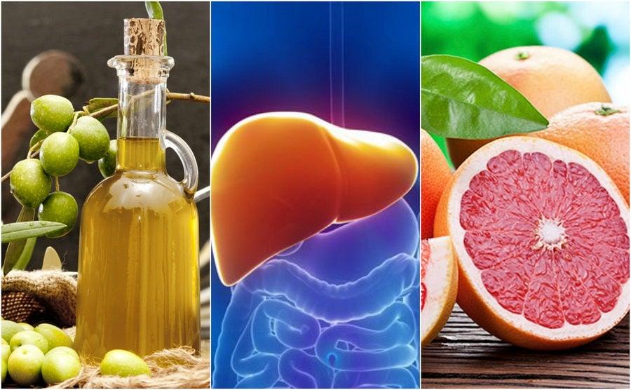 Cuida tu hígado aumentando el consumo de estos 8 alimentos
