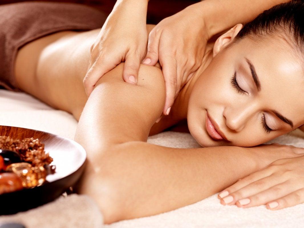 masajes para el estado de ánimo