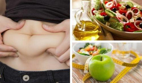 Cuanto peso puedes perder en dieta de mediterraneo