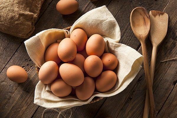 Los huevos