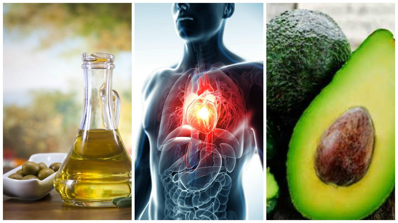 Mejora tu salud cardíaca incrementando el consumo de estos 7 alimentos
