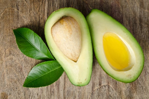 Nutrientes del aceite de aguacate