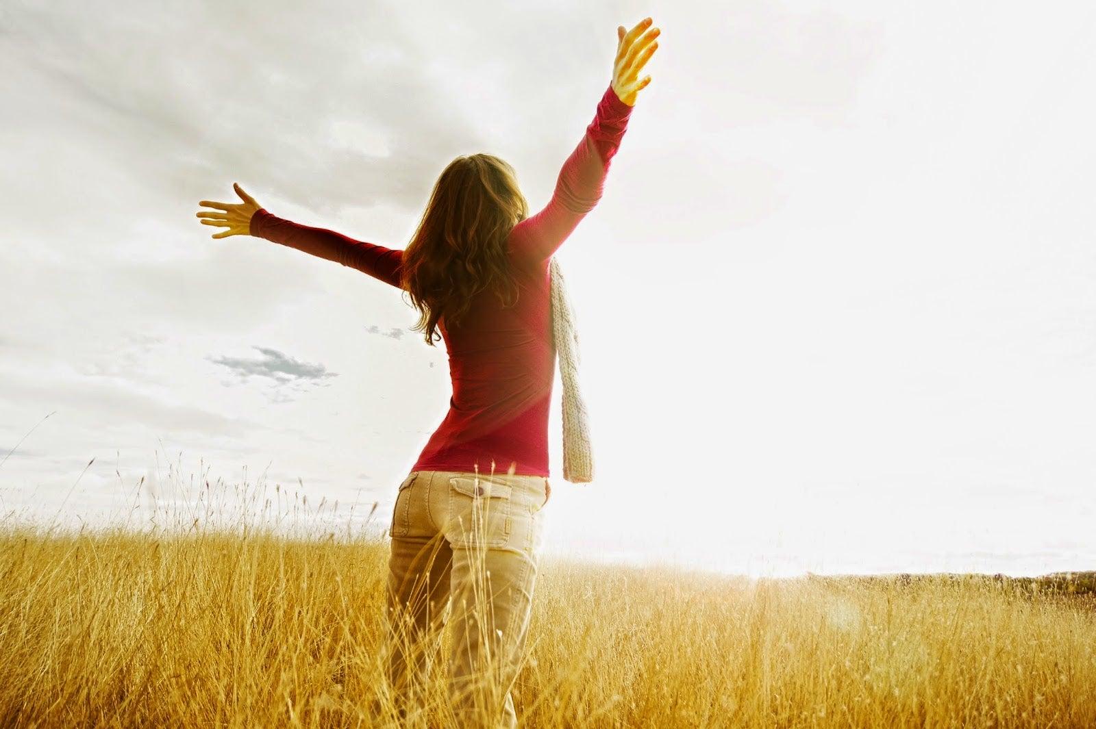 La libertad no está fuera, sino dentro de nosotros mismos