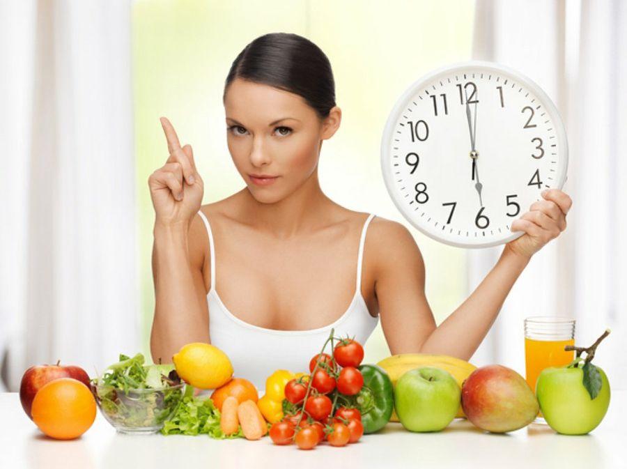 ¿A qué hora es más sano tomar cada alimento?