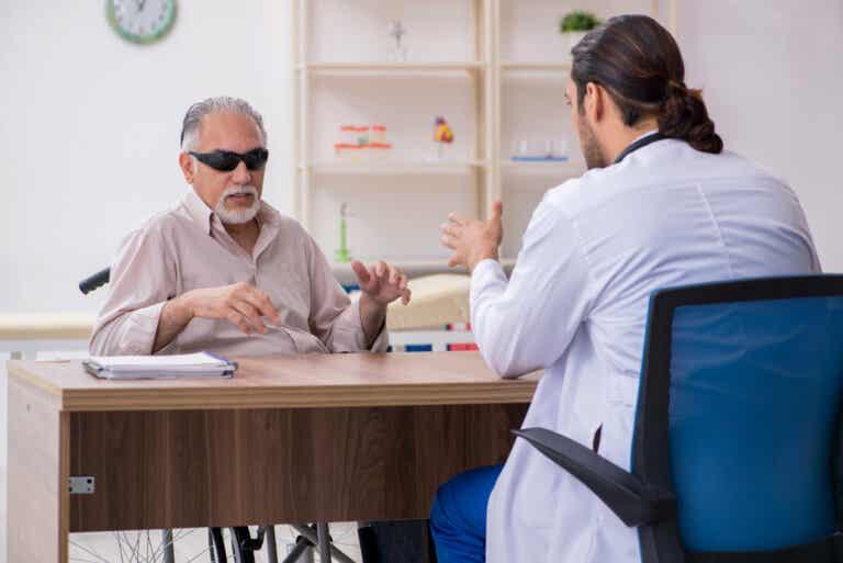 Unas gafas para tratar la discapacidad visual