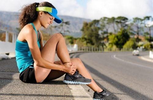 dolor muscular post deporte