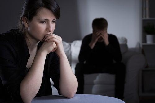 Cuáles son los signos de insatisfacción en una relación