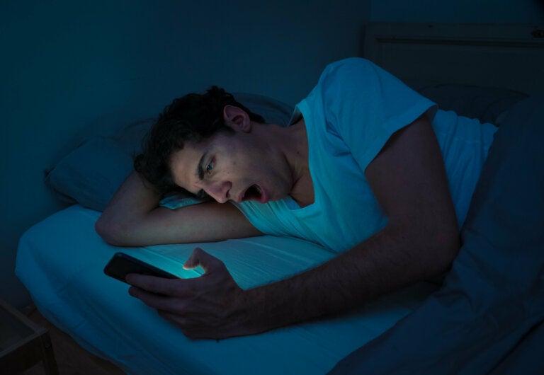 ¿Sabías que existen diferentes tipos de insomnio?