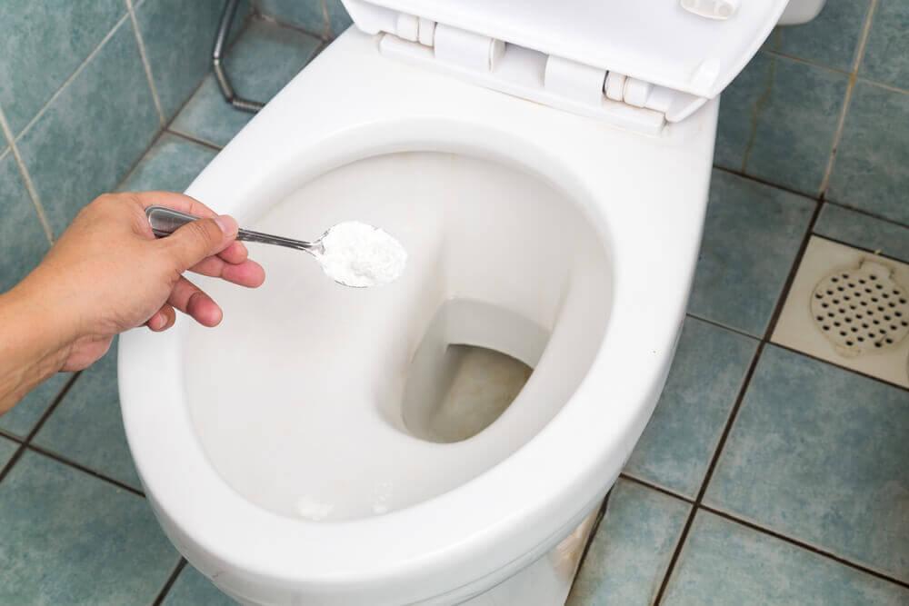 El inodoro se debe lavar todos los días
