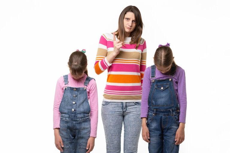 ¿Cómo dejar de gritarles a los niños?