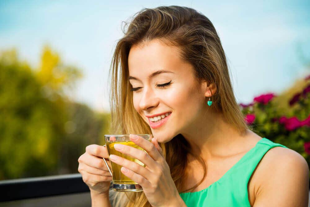 ¿Cómo preparar el té de damiana?