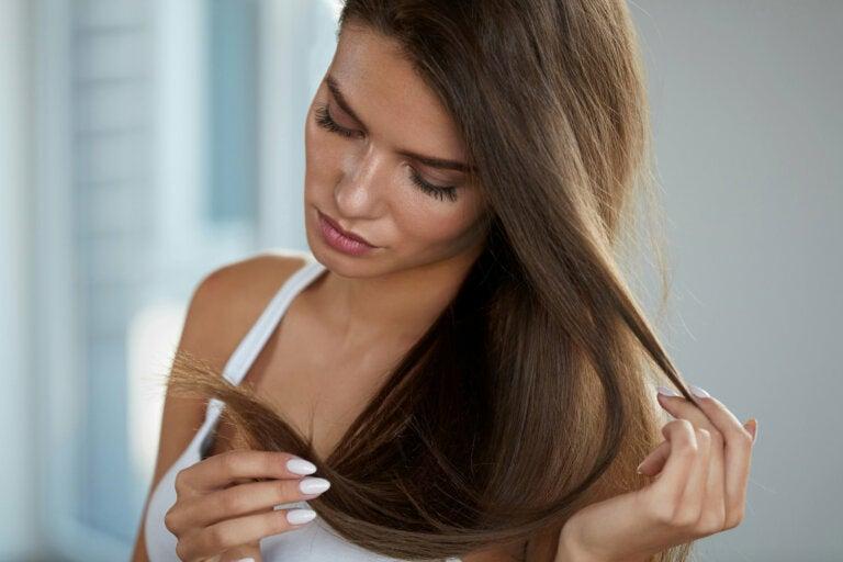 7 tips para salvar un pelo maltratado naturalmente