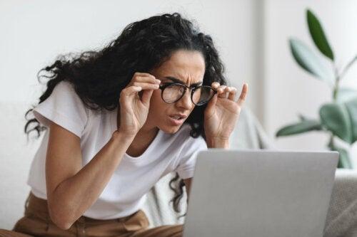 5 señales de problemas en el organismo detectados a través de la vista