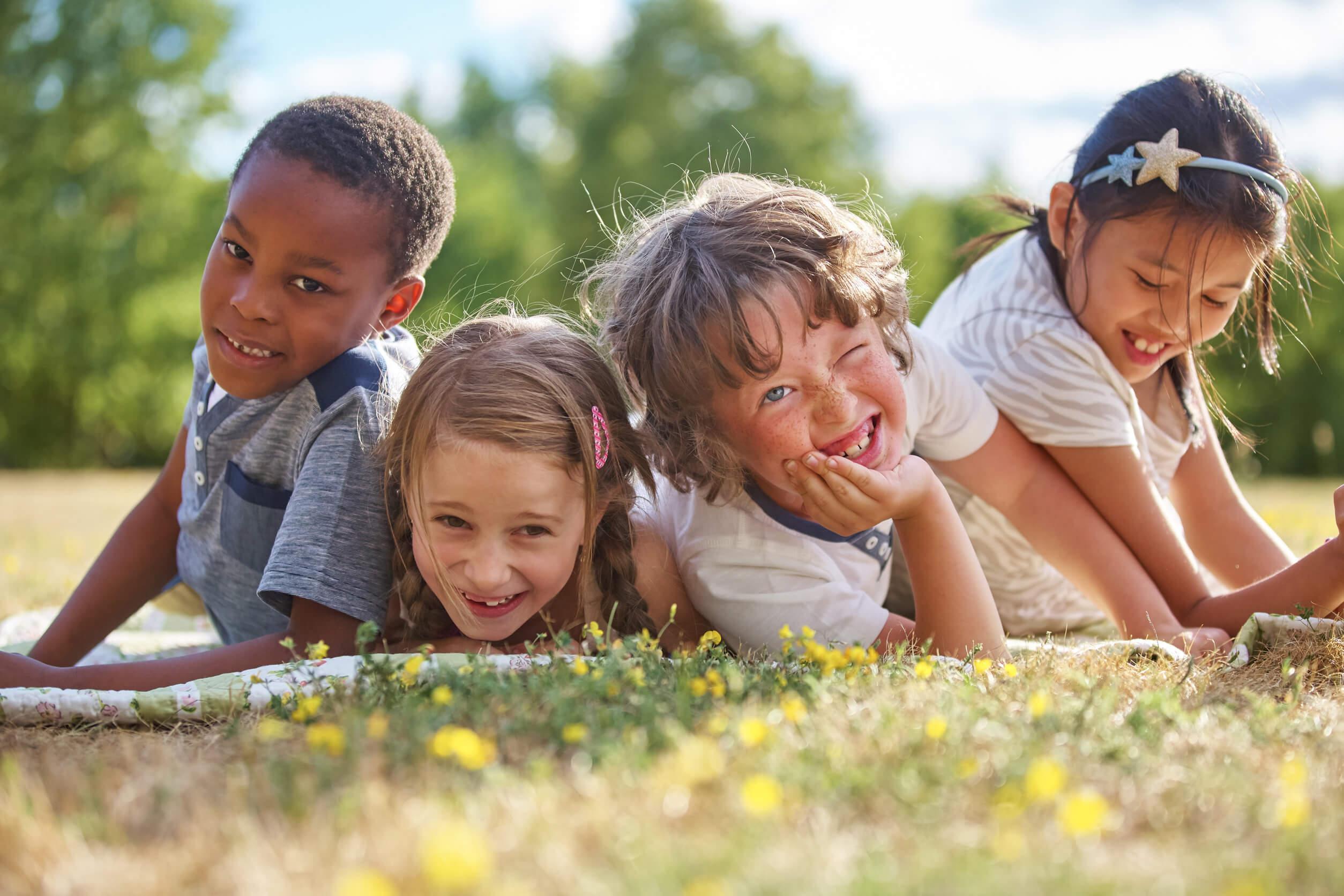 Niños en las frases sobre El Principito.