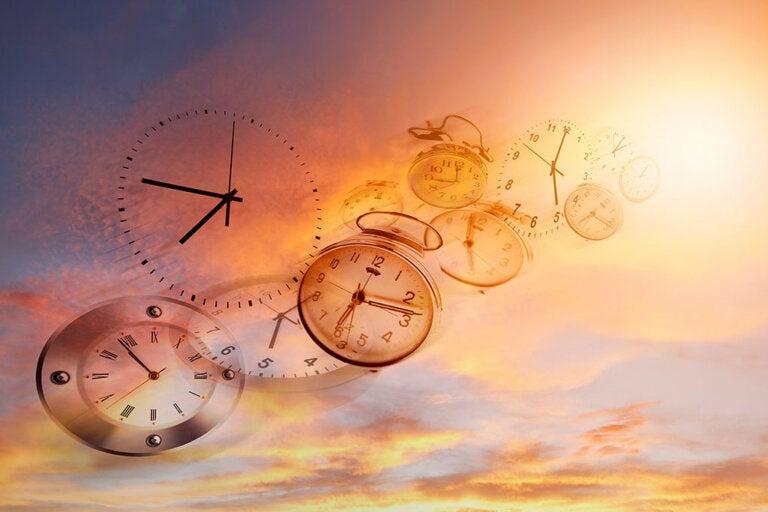 ¿El tiempo vuela o se te escapa de las manos?