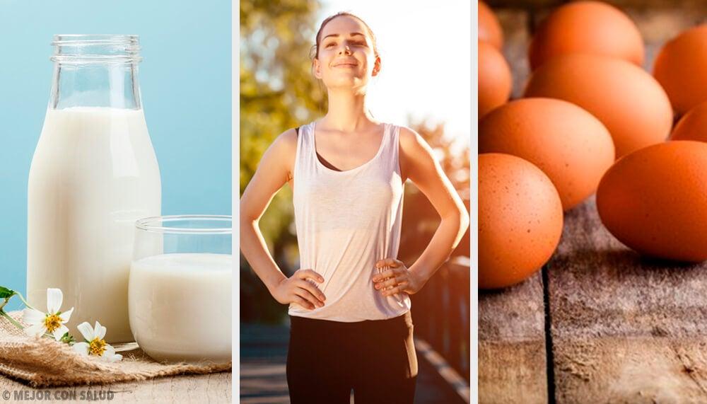 5 alimentos que pensabas eran malos, pero que los nutricionistas recomiendan