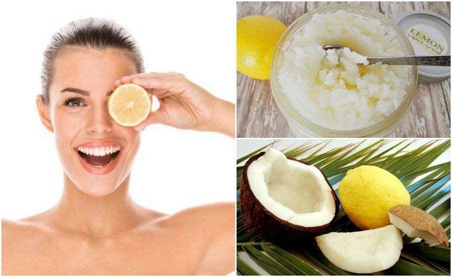 5 tratamientos cosméticos que puedes preparar con limón